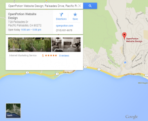 OpenPotion on Google Places