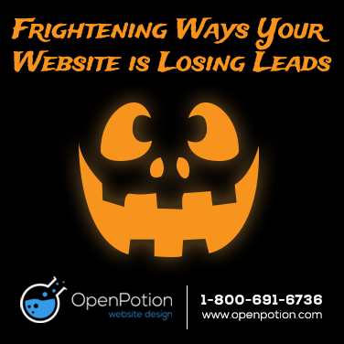 Frightening Ways Your Website is Losing Leads