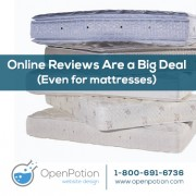Online Reviews Are a Big Deal (Even for mattresses)